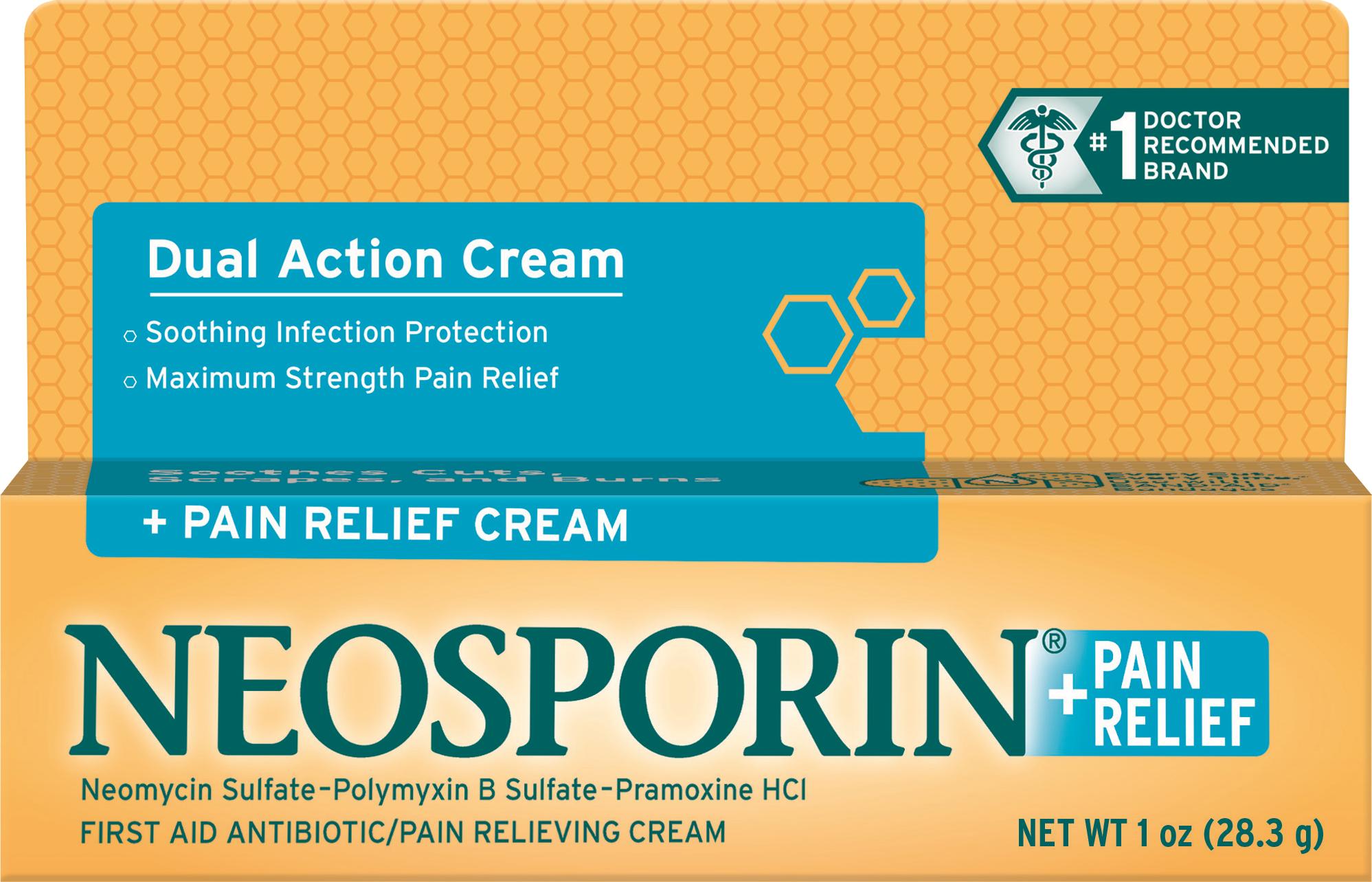 Pain Relief Cream   NEOSPORIN®
