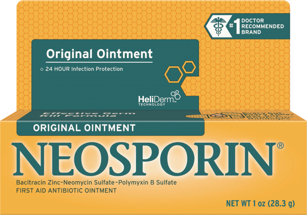 who can antibacterial ointment